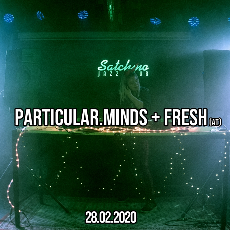 Difrakcija / Particular.Minds + Fresh (AT)